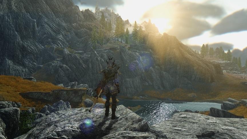 Обзор The Elder Scrolls V: Skyrim, минимальные и рекомендуемые системные требования игры на ПК (PC)