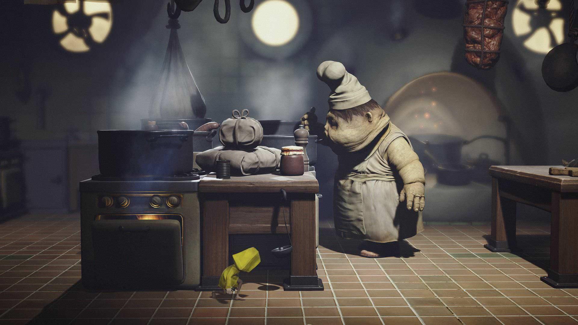 Little Nightmares 2017 системные требования и дата выхода игры