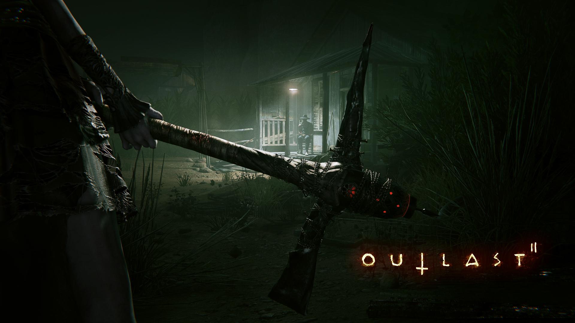 Outlast 2 дата выхода, системные требования игры