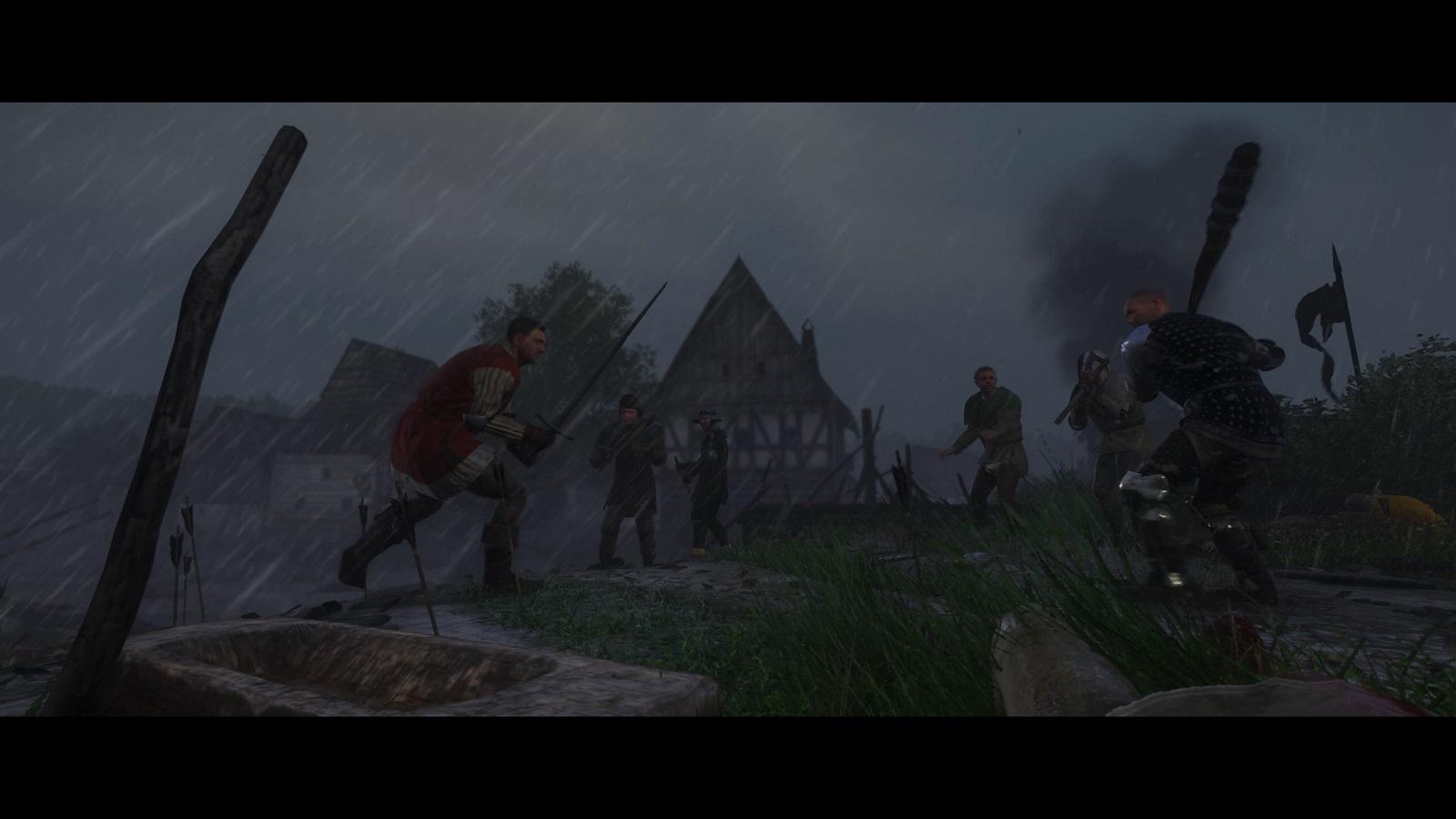 Kingdom Come: Deliverance задание Возвращение домой