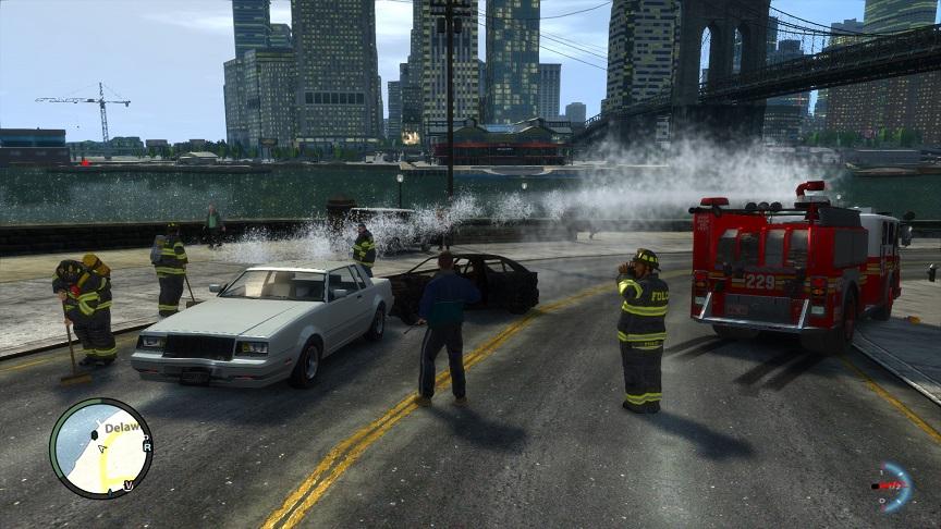 Обзор Grand Theft Auto 4 (GTA 4), минимальные системные требования игры на ПК (PC)