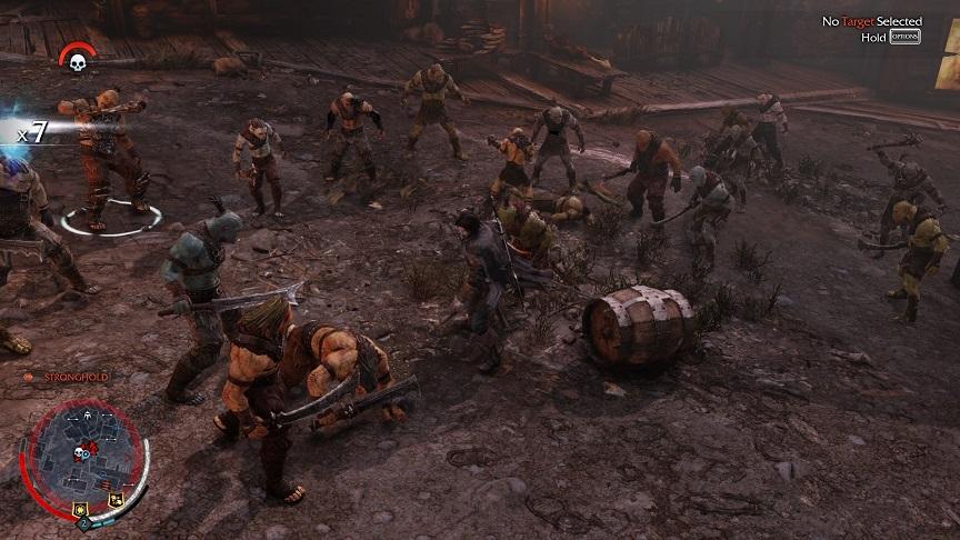 Обзор Middle-earth Shadow of Mordor, минимальные и рекомендуемые системные требования игры на ПК (PC)