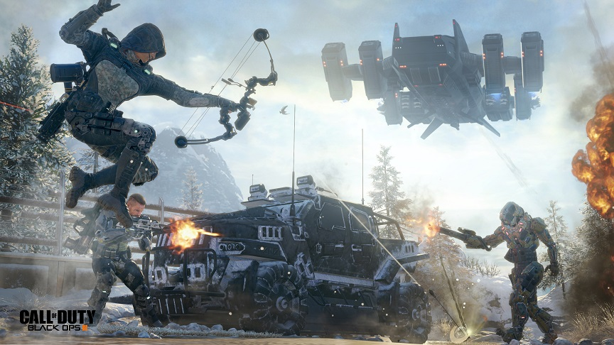 Обзор Call of Duty: Black Ops 3, минимальные системные требования игры на ПК (PC)