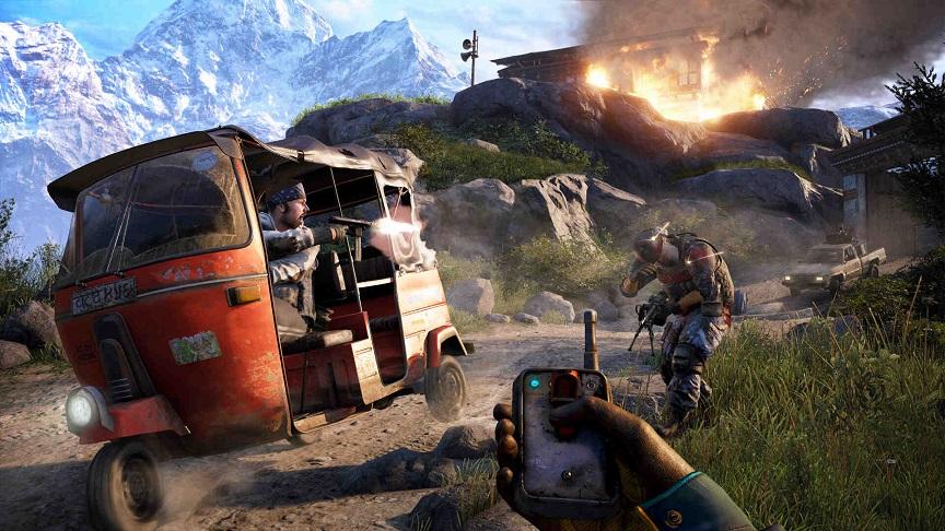 Обзор Far Cry 4, минимальные и рекомендуемые системные требования игры на ПК (PC)