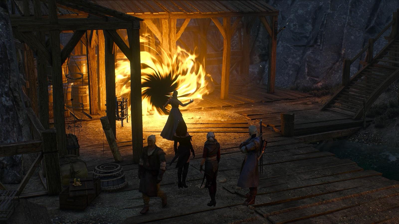 Ведьмак 3 Дикая охота Задание Солнечный камень