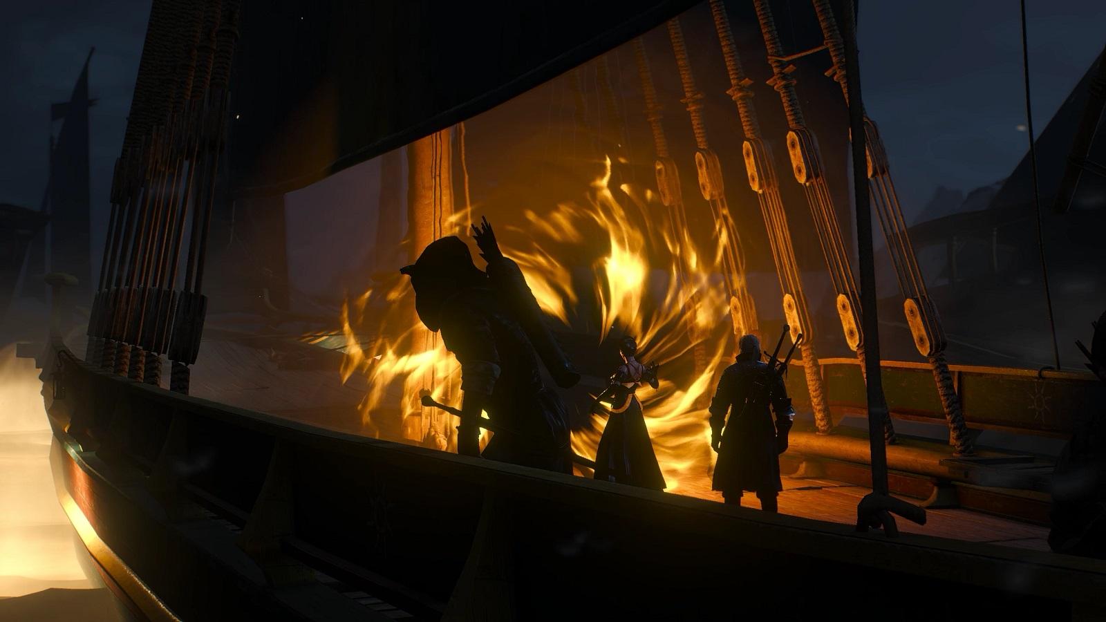 Ведьмак 3 Дикая охота Задание Подготовка к битве